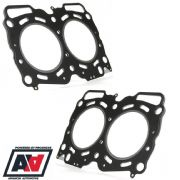 Genuine Subaru 1.6mm Thick Multi Layer Steel Head Gasket Pair Impreza Legacy EJ20 11044AA463